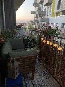 Balcony decoration ideas