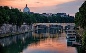 romantic things to do in Rome cover