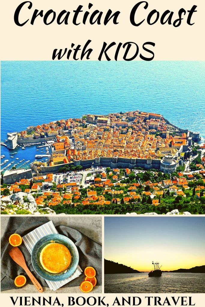 Croatia with kids - PIN THIS ARTICLE!