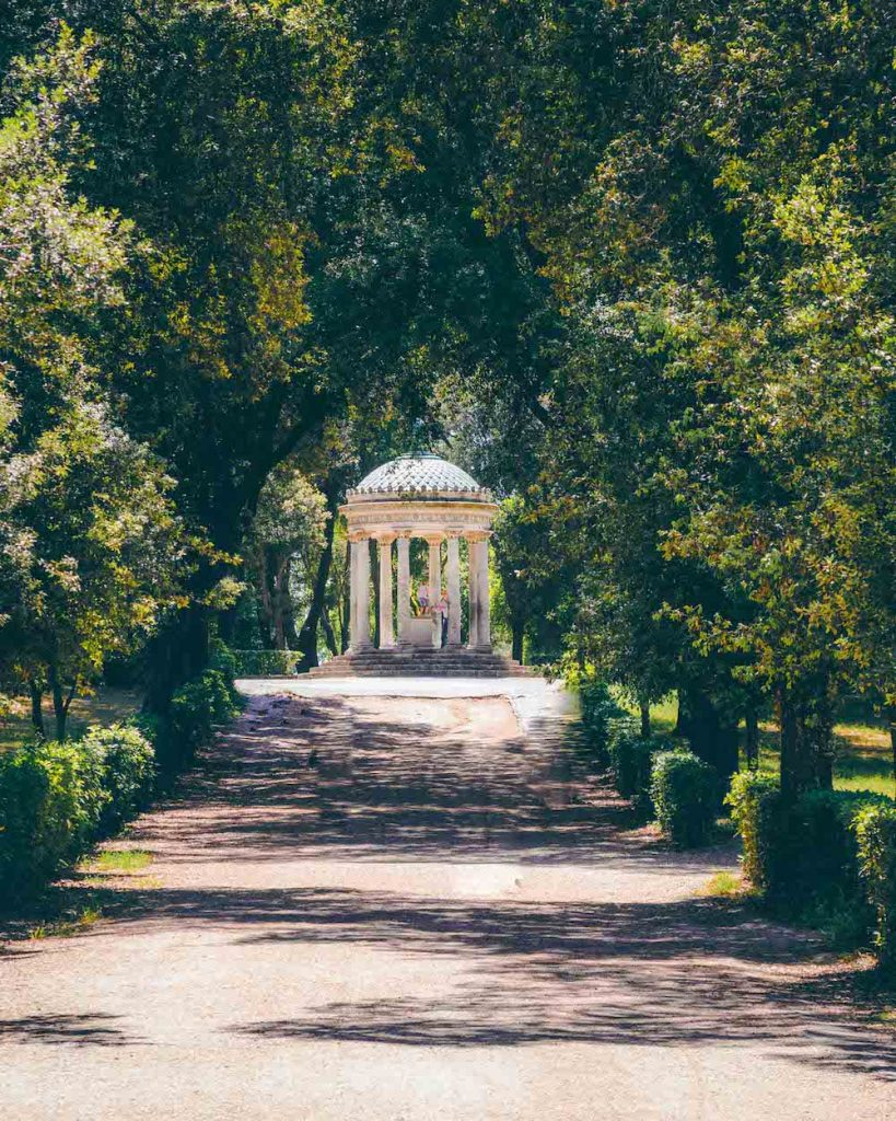 Villa Borghese - activities in Rome with kids